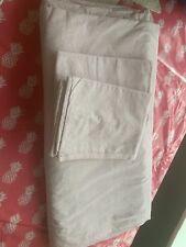 Superking Duvet Cover & pillowcases DUSKY PINK