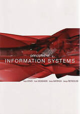 Principles of Information Systems  Ralph Stair, Frank Moisiadis, Rohan Genrich,
