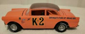 Dale Earnhardt Sr K-2 Pink 1956 Ford Victoria NASCAR Action 1:24 Scale Die-Cast