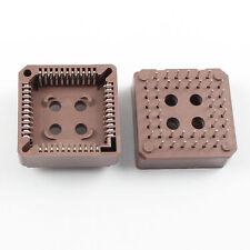 10Pcs New PLCC44 PLCC44 Pin DIP IC Socket Adapter Converter