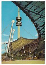 MUNICH ,munchen  stade olympique olympic stadium ..