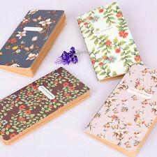 New1x Dancing butterflies series notebook/Vintage DIY diary/pocket notepadRWKG