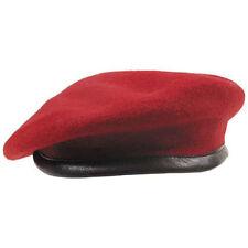 BW BUNDESWEHR COMMANDO BARETT, Baskenmütze Army Mütze schwarz rot grün o. blau