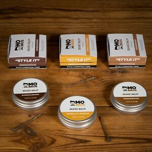 Beard Balm 25ml   Softens, Styles & Tames Facial Hair   Beard Care