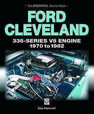 Ford Cleveland 335-series V8 Engine 1970 to 1982 by des Hammill (Paperback,...