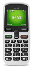 Doro 7112 5030 2G UK SIM-White Mobile Phone