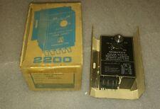 SOLID STATE Q20 2200 DIGITAL GENERAL TIMER Q20C76C2A000B 30 MIN 120V NEW $149