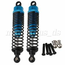 2x Blau Tuningteile Aluminum F106004 Stossdaempfer fuer RC 1:10 Off Road Car