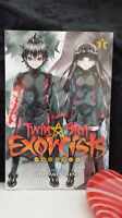 Manga Twin Star Exorcists Band 1! ENGLISCH