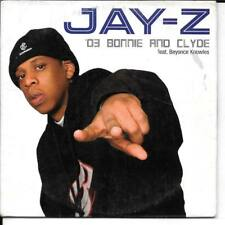 CD SINGLE 2 TITRES--JAY-Z FEAT.BEYONCE--03 BONNIE AND CLYDE--2003