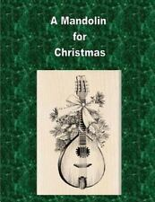 A Mandolin for Christmas by J. Case (2013, Paperback)