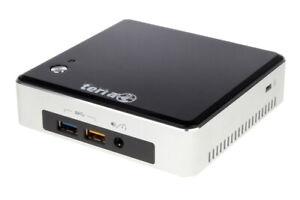 Wortmann Terra PC-Micro 6000 Silent Greenline // i5-5250U, 4 GB RAM, 256 GB SSD