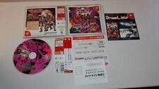 DYNAMITE DEKA 2  SEGA  DREAMCAST  JAPONES DC CON SPINE CARD