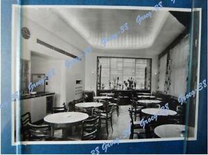 Foto Ohler Stuttgart Café Behr Rabitzdecke mit Beleuchtung #433K