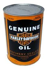 Harley-Davidson SAE 20W-50 Limited Edition H-D Genuine Vintage Oil Can, 62600062