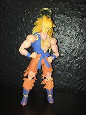 SS3 Battle Damage  Son Goku - Dragonball - SH Figuarts Custom
