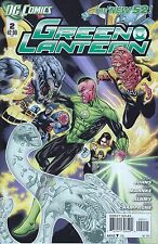 GREEN LANTERN 2A...NM-...2011...New 52...Geoff Johns,Doug Mahnke...Bargain!