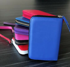 NEW ZIP Purse Smart Multi Pouch Case Wallet Cover For Apple iPhone 5 5G 5S AU