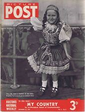 Picture Post magazine 25 November 1939, Fashion Show on Wheels, Indecency