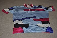 VINTAGE VERMARC CYCLING JERSEY MENS  SIZE XL