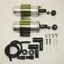 Universal 12V Motorcycle Coil Kit for Points Based Ignitions  - FREE SHIPPING