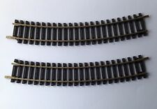 R. 606 Two Hornby Gauge 00 Curved Track