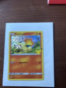 Mcdonalds pokemon #10 Cyndaquil Holo card And One NON Holo Card