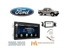 2006-2010 FORD EXPLORER SPORT TRAC STEREO KIT, BLUETOOTH USB TOUCHSCREEN DVD
