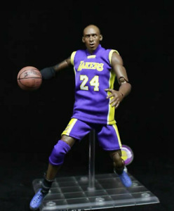 Real NBA Masterpiece Collection #24 Kobe 1/9 Action Figure New In Box