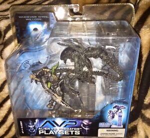 AVP Alien vs Predator McFarlane Toys Playset