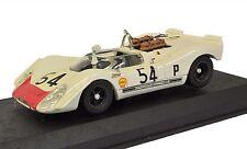 Porsche 908/2 n°54 Brands Hatch 1969 1:43 Best Model 9041
