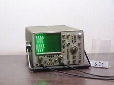 HP 1745A OSCILLOSCOPE 2x 100MHz *351