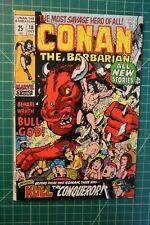 CONAN THE BARBARIAN #10 1971 HIGHGRADE/VF+/VFNM BWS ART  9.6 CGC COMPARISON ONLY