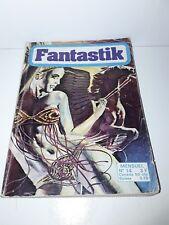 Bd Fantastik # 14 mensuel 1975 poche Fr