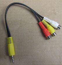 Panasonic TX-50A300B TX-39A300B TV Composite Video i/p 30069713 Adapter Dongle