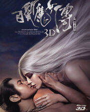 White Haired Witch of Lunar Kingdom (3D Blu Ray) Chinese Movie Eng Sub