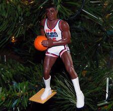 magic JOHNSON usa DREAM TEAM basketball NBA xmas TREE ornament HOLIDAY olympic