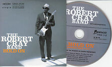ROBERT CRAY BAND Hold On 2014 UK 1-trk promo CD single edit