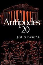 Antipodes 20 by John Pascal (2002, Paperback)