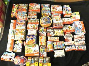 Ferrero Schokoware Alle Spielzeuge u. Figuren sind vorhanden