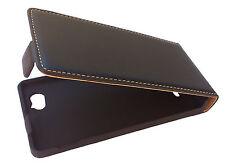 Schwarz Schutzhüllen für Sony Xperia M Handys