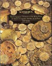 Sotheby's, New York The Uruguayan Treasure of the River Plate shipwreck gold