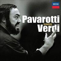 NEW Pavarotti Sings Verdi [3 CD] (Audio CD)