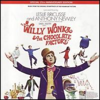 WILLY WONKA & THE CHOCOLATE FACTORY - SOUNDTRACK CD*NEW