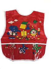 Children Waterproof Painting Cooking Apron Boys Girls Kids Toddlers PACK OF 5