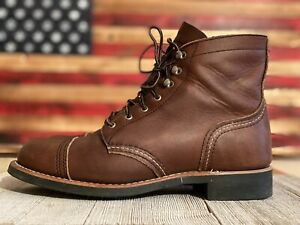 Red Wing Iron Ranger  *Amber Harness* 7.5 * EUC
