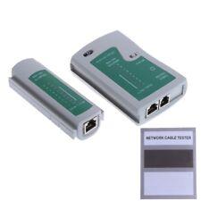 Professional Networking Testing RJ45 RJ11 CAT5 UTP LAN Cable Network Tester Tool
