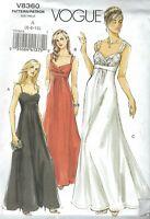 Vogue 8360 Misses' Dress     Sewing Pattern