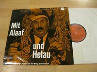 LP Willy Millowitsch Mit Alaaf und Helau Stimmungs Potpourri Vinyl 31 027 Bert.