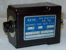 RK Electric Type TR Timer 0.1-10 Sec T223111A